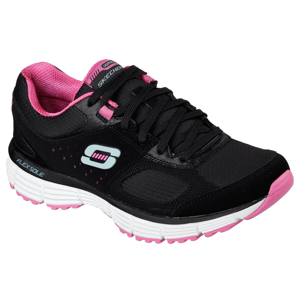 Skechers Womens Agility Ramp Up Economical, stylish, and eye-catching shoes