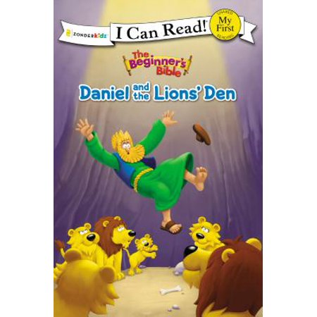The Beginner's Bible Daniel and the Lions' (Daniel In The Lion's Den Craft)