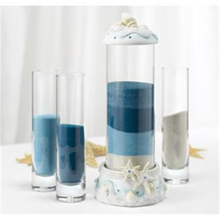 Wedding Sand Ceremony Kit (Hortense B. Hewitt 10991 Seashell Sand Ceremony)