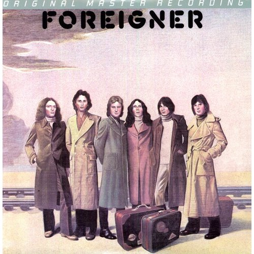 Foreigner (Ltd) (Ogv) (Vinyl)