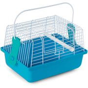 Prevue Pet Products Travel Cage for Birds and Small Animals, Pink