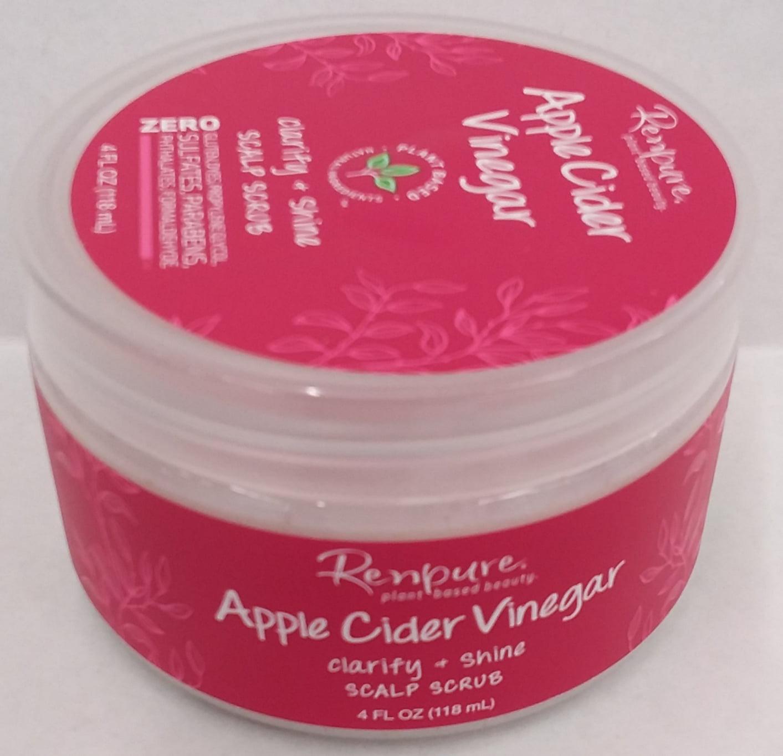 Renpure Apple Cider Vin Scalp Serum 4oz