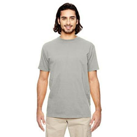 100% Tie (econscious Men's 5.5 oz., 100% Organic Cotton Classic Short-Sleeve)
