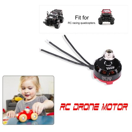 VBESTLIFE RC Quadcopter Motor,4Pcs/Set EMAX RS2205 2300KV CW CCW Motor Remote Control Accessory for RC Racing Quadcopters RC Drone Motor