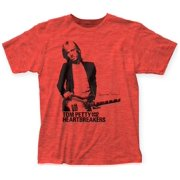Tom Petty- Damn The Torpedoes Apparel T-Shirt - Red