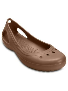 Crocs Women's Kadee Flat Shoes