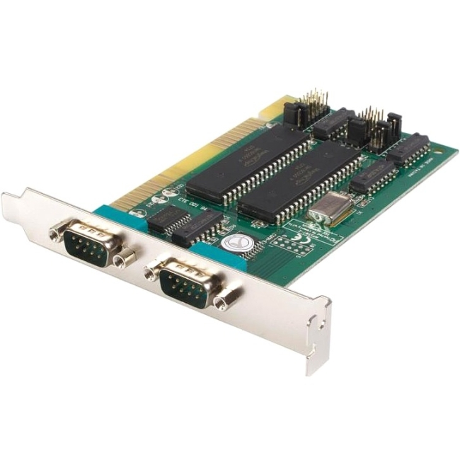 StarTech.com ISA2S550 2 Port ISA Serial Adapter Card