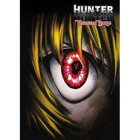 Hunter x Hunter: Phantom Rouge (DVD) (Hunter X Hunter Phantom Rouge English Sub)