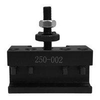Up to 8 OXA Quick Change CNC Tool Post #2 Turning Facing Holder 250-002 Lathe Lathing