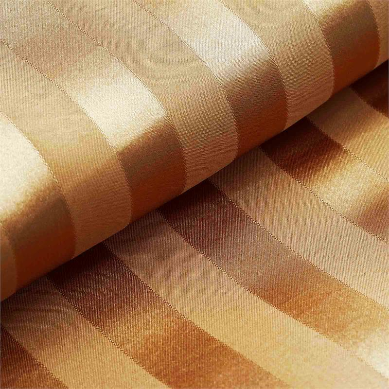 Efavormart 54 inch x 10 yards Two-tone Satin Stripes Fabric Bolt Sewing Craft Bridal Supplies For Wedding Party Banquet Event