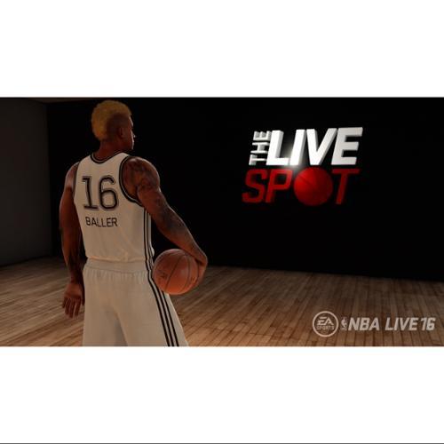 Ea Nba Live 16 - Sports Game - Xbox One (36981)