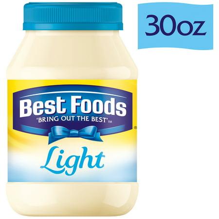 Best Foods Mayonnaise Light 30 Oz