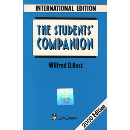 The Students' Companion (Paperback)