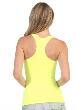 c443aa7c5c469 Product Image Kurve One Size Seamless Supersoft Racerback Tank