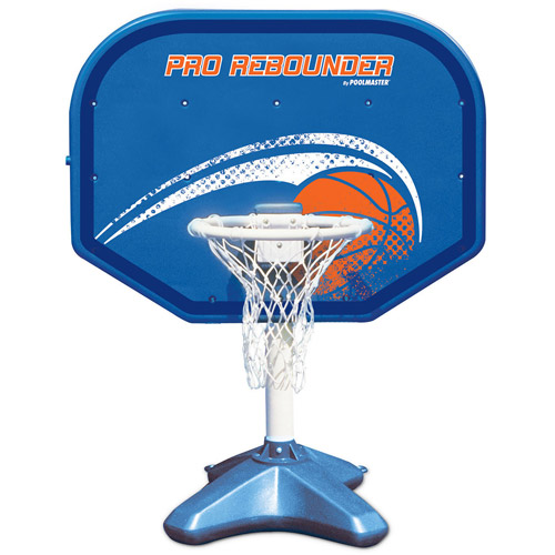Poolmaster 72794 Pro Rebounder Adjustable Poolside Basketball Game