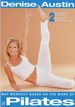 Denise Austin: Pilates Mat Workout (DVD) by Artisan Entertainment