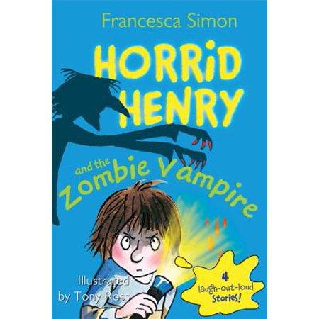 Horrid Henry and the Zombie Vampire - Horrid Henry Halloween