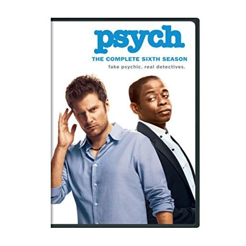 Psych: The Complete Sixth Season (Anamorphic Widescreen)