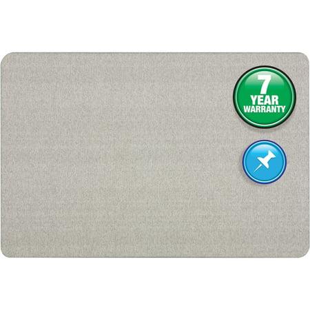 Quartet, QRT7684G, Oval Office™ Fabric Bulletin Board, 1 /