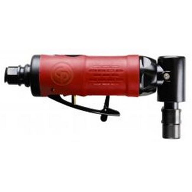 Chicago Pneumatic Tool CP9106QB 0.25 in. 90Deg Angle Die Grinder by Chicago Pneumatic