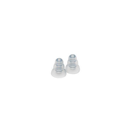 Etymotic Research ER38-15SM 3-Flange Replacement Eartips - Small - 10 Pack