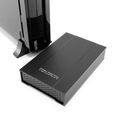 MiniPro 2TB External USB 3.1 Portable Hard Drive for Nintendo Wii