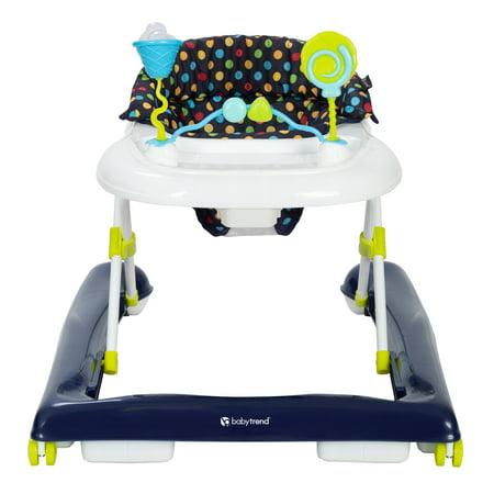 Baby Trend 2.0 Activity Baby Walker, Blue Sprinkles