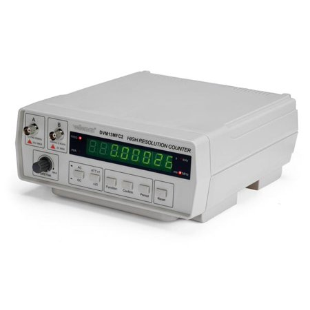 - 2.4GHz HIGH RESOLUTION FREQUENCY COUNTER