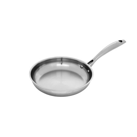 "Swiss Diamond Premium Steel - Stainless 8"" Fry Pan"