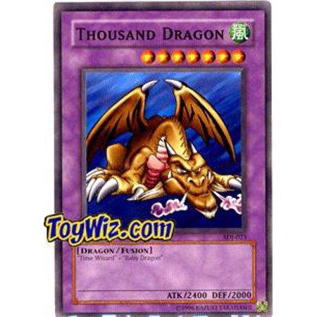 YuGiOh Joey Starter Deck Thousand Dragon SDJ-023