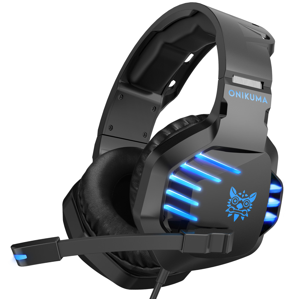 Classic Bluetooth Wireless Gaming Headset for PC PS4 Game with Mic ...
