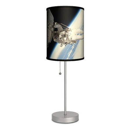 Lamp-In-A-Box NASA 20'' Table Lamp