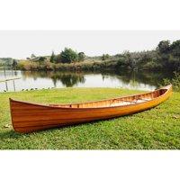 Real Canoe with Ribs 16