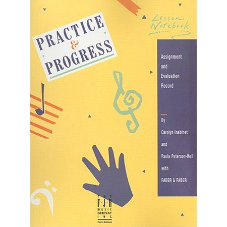 Assignment Notebooks (Practice & Progress Lesson Notebook : Assignment and Evaluation Record )