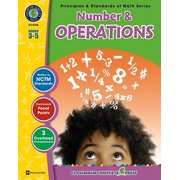 Classroom Complete Press CC3106 Number & Operations - Nat Reed