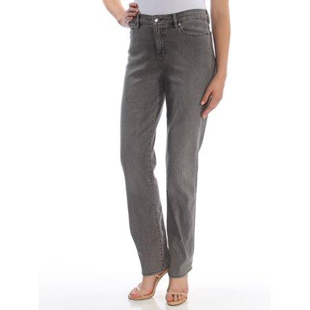 RALPH LAUREN Womens Gray Straight leg Jeans  Size: 10