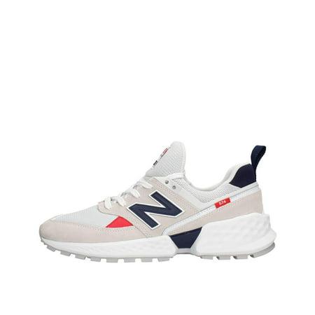 competitive price 6121f a4373 NEW BALANCE 574 Sport Men | Nimbus Cloud / White (MS574GNC)