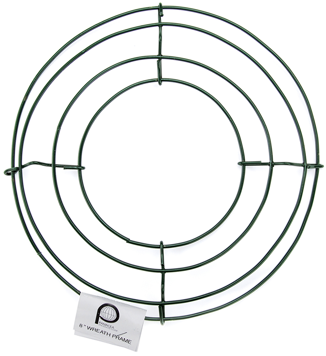 Wire Wreath Frame 8 Picture Diagram