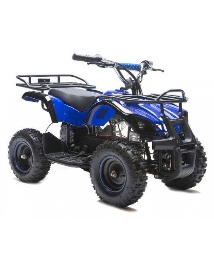 Rosso Motors Kids ATV Kids Quad 4 Wheeler Ride On Utility with 36V 800W Battery Electric... by