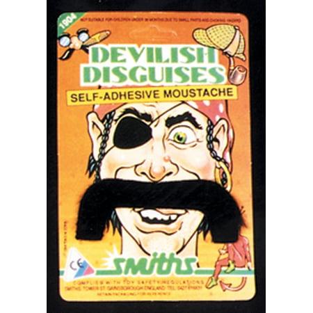 Pirate Mustache Black](Pirate Moustache)
