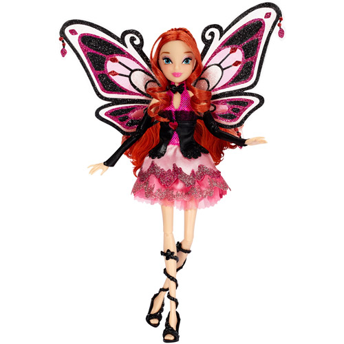 Winx Bloom Pink Enchantix Doll