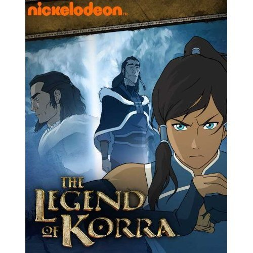 The Legend Of Korra: Book Two - Spirit (Blu-ray)