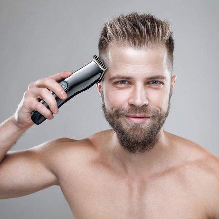 usb hair clipper professional hair trimmer for men beard