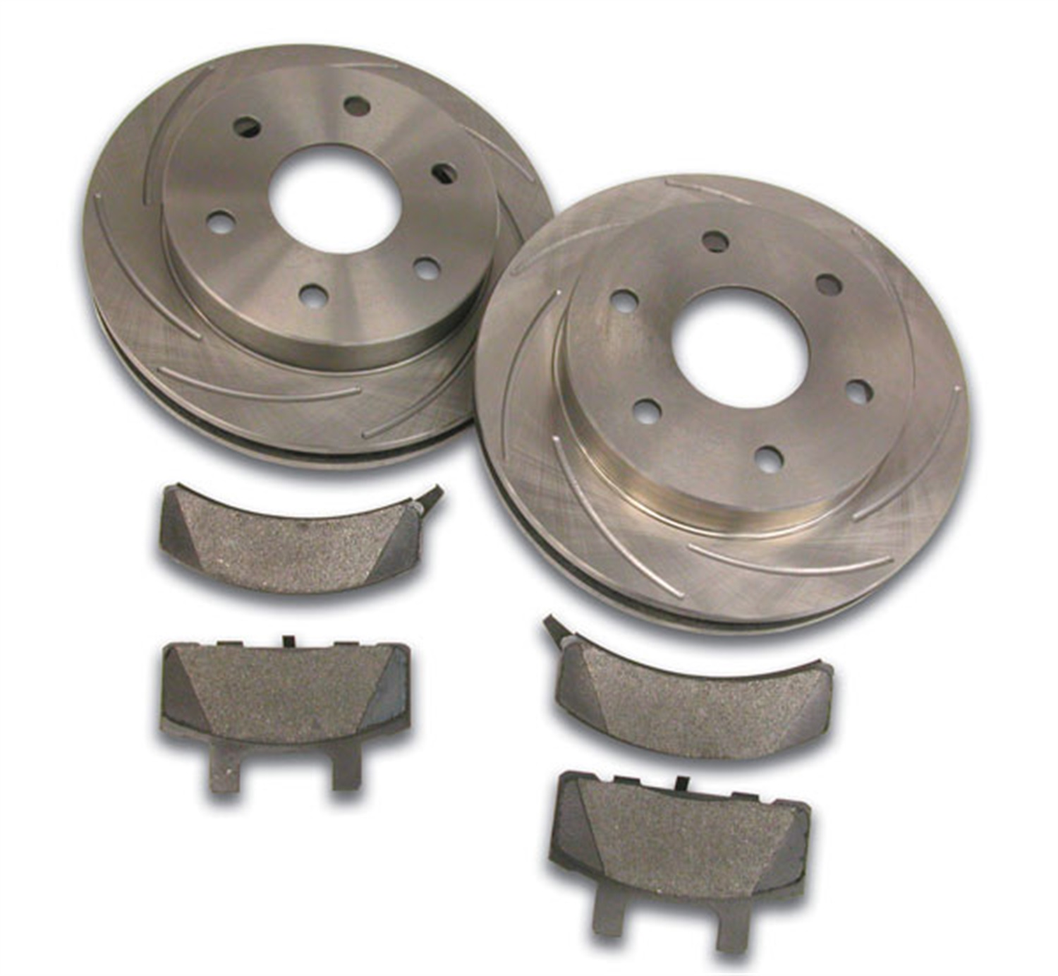 SSBC Performance Brakes A2351041 Disc Brake Pad and Rotor Kit