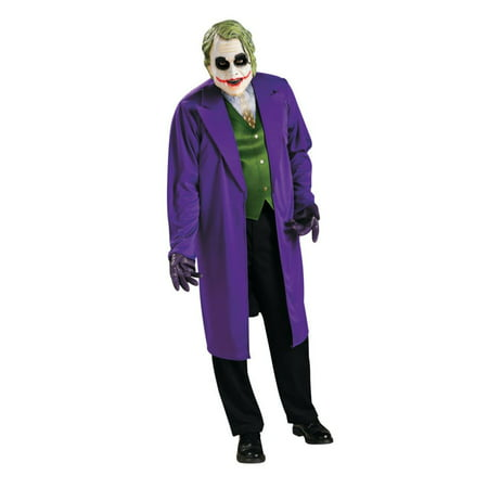 Adult Joker Halloween Costume - The Joker Costume For Girls