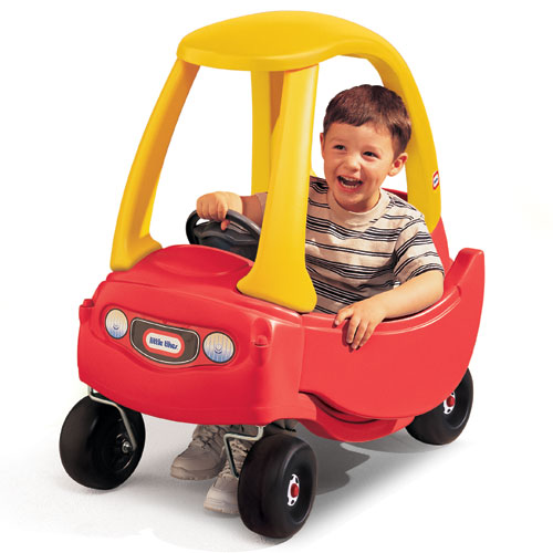 Little Tikes Cozy Coupe 2 Car