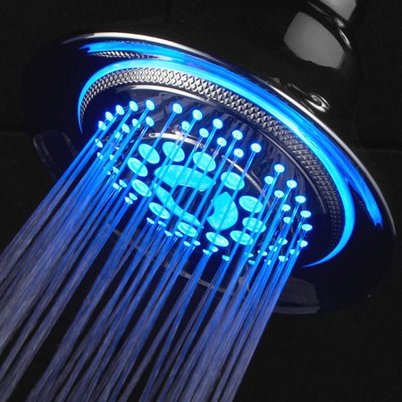Dreamspa All Chrome Water Temperature Controlled Color Changing 5