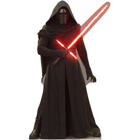 Advanced Graphics Star Wars Episode VII: The Force Awakens Kylo Ren Cardboard Cutout