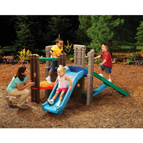 Little Tikes Seek and Explore Expedition Climber