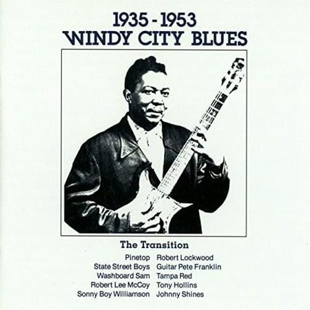 Windy City Blues 1935-1953 / Various (Vinyl) (Usa Windy City)